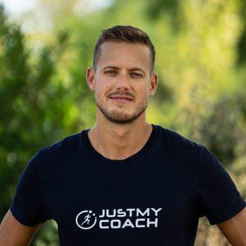 Antoine Milhorne,  fondateur de Just My Coach